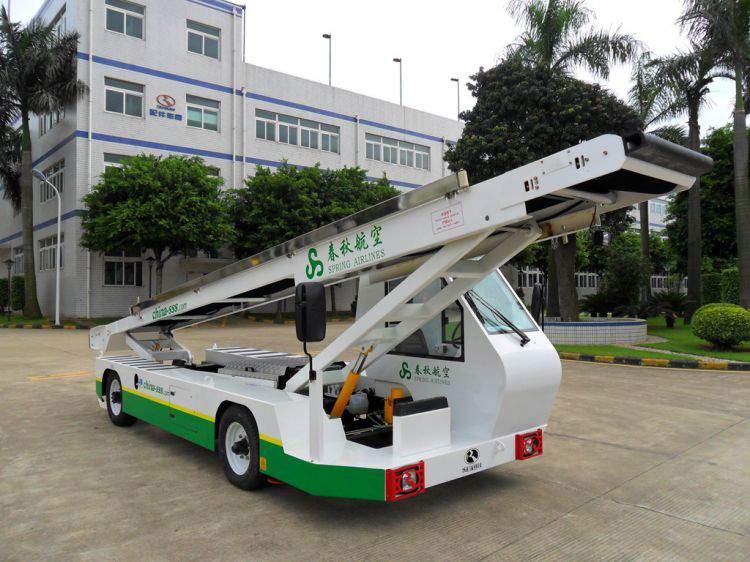 Ленточный транспортер для багажа классический транспортер